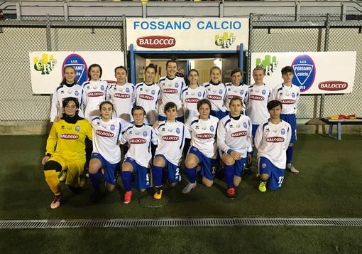 Calcio femminile - Juniores, Fossano travolto dal Torino