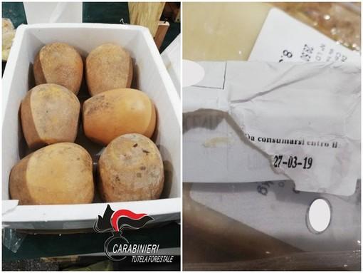 Assaggi di formaggi scaduti e prodotti con etichettatura scorretta: 7 stand sanzionati a Cheese