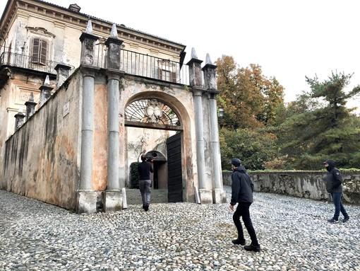 Il centro storico di Saluzzo diventa scenario di un cortometraggio horror del regista torinese Alessandro Rota