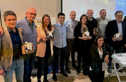 Fitwalking Solidale a Busca: consegnati 9.400 euro alle associazioni