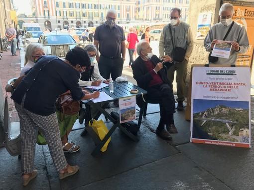 La Cuneo-Nizza luogo del Cuore? Continua la raccolta firme, già superata quota 10mila