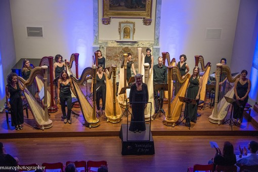 Suoni d'arpa a Saluzzo: concorso e festival internazionale