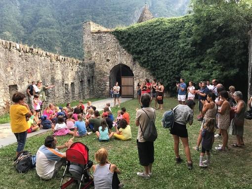 Il 1° maggio riapre il Forte di Vinadio con nuovi percorsi per famiglie e bambini
