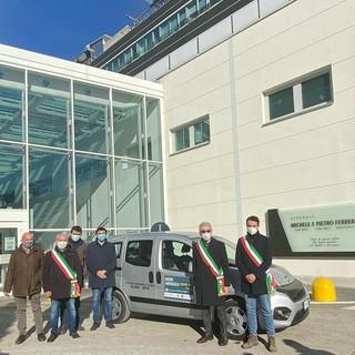 """Raccolta fondi """"Roero Emergenza Covid-19"""": acquistato un Fiat Qubo per l'AslCn2"""