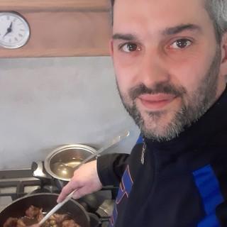 """""""Fabrizio da Scagnello"""", da chef a star dei fornelli su Radio Deejay"""