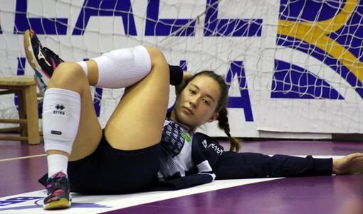 Volley femminile Serie C: colpo Vbc Savigliano, arriva il libero Ruxandra Flueras
