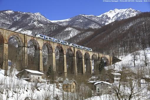 """Ferrovia Cuneo-Nizza: """"Beppe"""" Lauria pensa al rilancio con la tecnologia a idrogeno"""