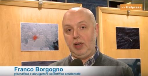"""Inaugurazione della mostra """"Innesti artici"""" organizzata dal Consiglio regionale del Piemonte"""