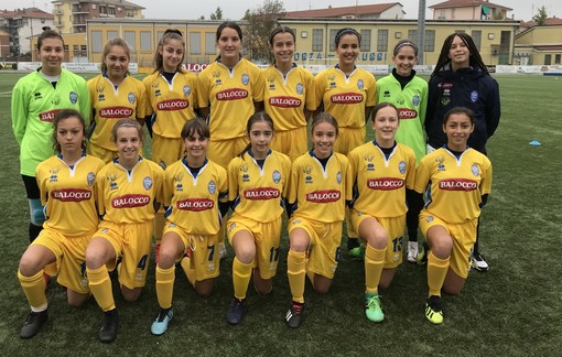 Calcio femminile: weekend positivo per il Fossano Woman