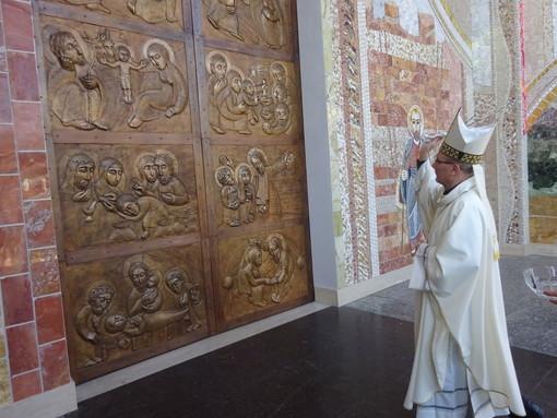 Bra, grande risposta di fede in occasione del 682° anniversario dell'Apparizione della Madonna dei Fiori (FOTO)