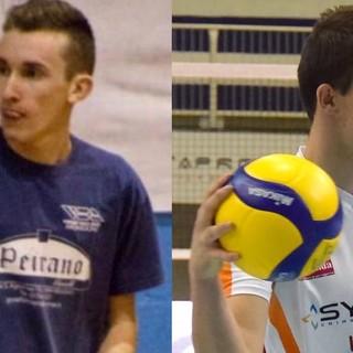 Volley maschile A2: il Vbc Synergy Mondovì completa il roster con i giovani Fenoglio e Camperi