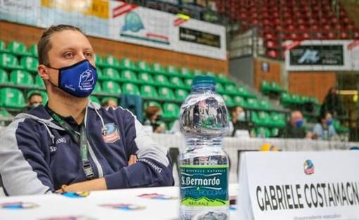"""Volley maschile A2 - Cuneo, il bilancio del vicepresidente Costamagna: """"Stagione estremamente positiva, al lavoro per migliorare ancora"""""""