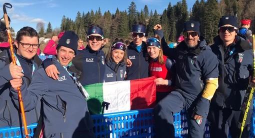 Giochi Olimpici Invernali Giovanili: oro per Marco Barale nella staffetta mista!