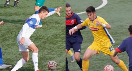 Serie D: Fossano, confermati i giovani attaccanti Giacomo Galvagno e Federico Chiappino