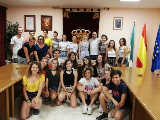 Giovani a Carcabuey estate 2019
