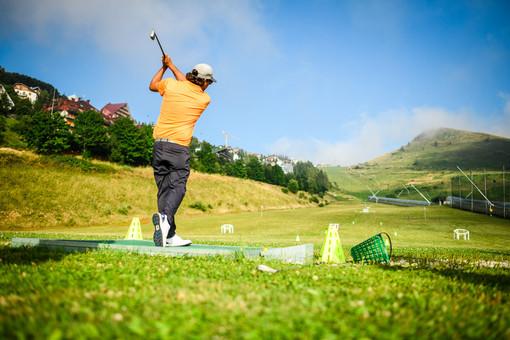 Il golf? Si impara a Prato Nevoso: campi estivi in quota dal 18 luglio