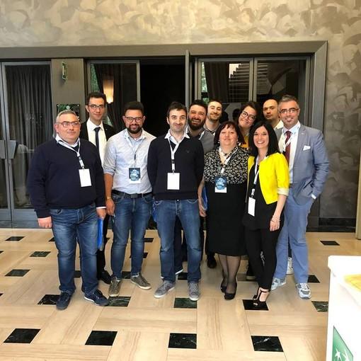 """Convention nazionale di Confartigianato Giovani: la delegazione cuneese è pronta per le sfide """"4.0"""""""