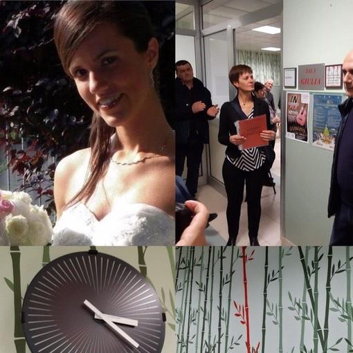 """""""Se guarisco mi piacerebbe rinnovare questa stanza"""", Giulia è morta a soli 31 anni, ma la sala d'attesa del Carle ora ha il suo nome (VIDEO)"""