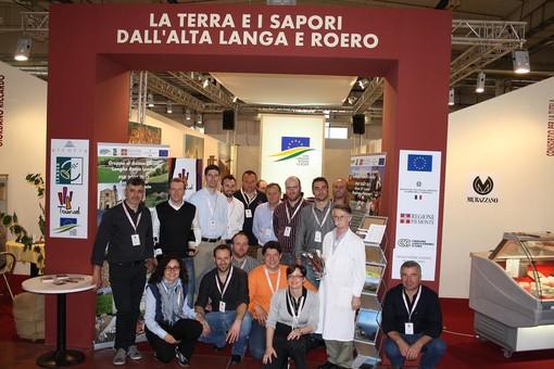 Il Gal Langhe e Roero al Salone Internazionale dell'alimentazione CIBUS di Parma