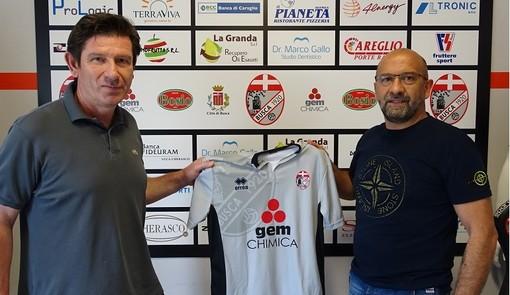 Promozione: Busca, panchina a Mauro Giordana