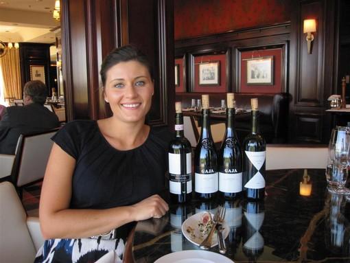 Gaia Gaja a 33 anni tra le donne più influenti del vino nel mondo