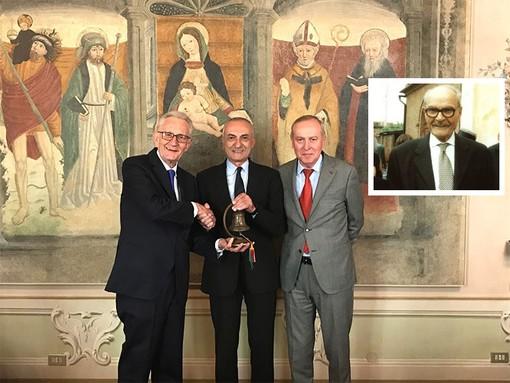 """Giovenale e Antonio Miglio e Gianfranco Mondino """"Visti da Vicino"""" da Beppe Ghisolfi"""
