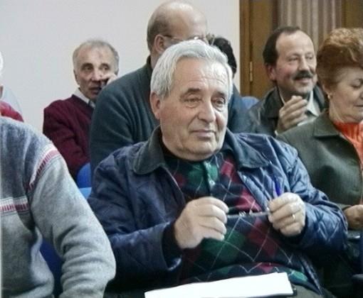 Mondovì: addio a Giuseppe Gerbino, ex delegato sindacale F.I.M. C.I.S.L. e socio fondatore dell'ARASIS
