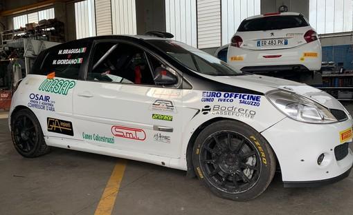 """Motori: Giordano e Siragusa carichi a mille per il """"5° Rally del Grappolo"""""""