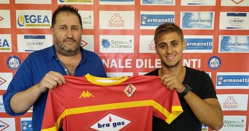 Serie D: Bra, preso l'esterno offensivo Fabio Gonella