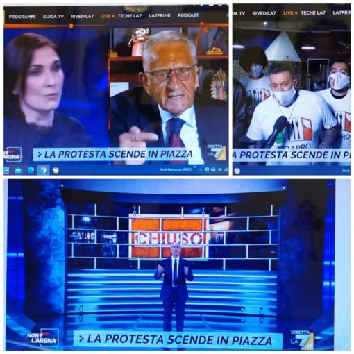 Ghisolfi nell'Arena del confronto politica-imprese