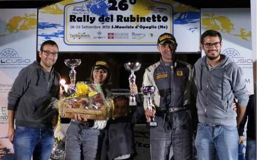 """Motori: dal """"Rubinetto"""" esce una splendida vittoria per Giordano-Siragusa!"""