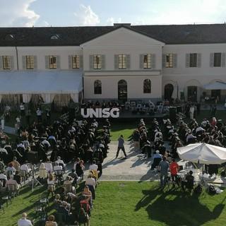 La festa del Graduation Day all'UNISG di Pollenzo
