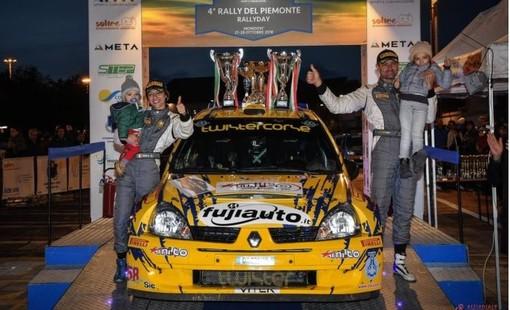 Motori: Winners Rally Team, nel mirino i test di Dronero