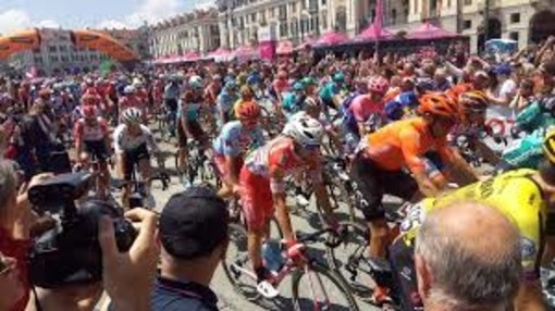 Giro d'Italia: la 20^ tappa passa anche da Savigliano