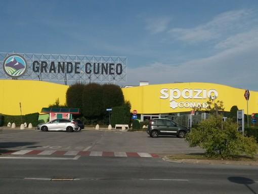 """Torna operativo l'ex Auchan di Cuneo, domani prende il via il nuovo """"Spazio Conad"""""""