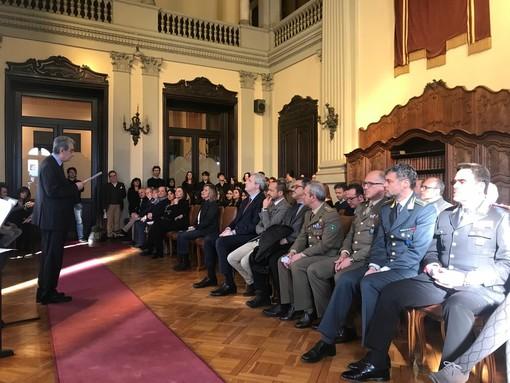 """Medaglia d'Onore in ricordo di Alfredo Bressano nella """"Giornata della Memoria"""" celebrata in Prefettura"""
