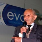 L'ex sindaco di Paesana Giovanni Battista Mattio