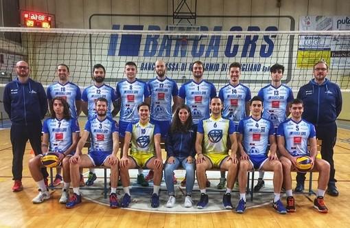 Volley maschile Serie B: tie-break ancora fatale al Gerbaudo Savigliano