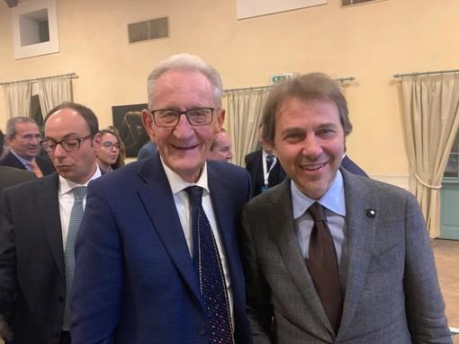 Il banchiere europeo e scrittore è oggi relatore al Glocal Economic Forum indetto dal gruppo ESG89