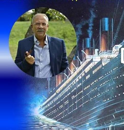 Claudio Bossi esperto di Storia del Titanic
