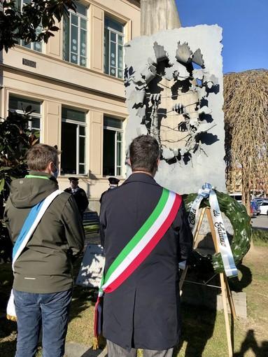 """Saluzzo, il sindaco Calderoni: """"Anno dopo anno, il Giorno della Memoria è sempre più significativo"""""""