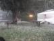 Violenta grandinata a Racconigi (IL VIDEO)