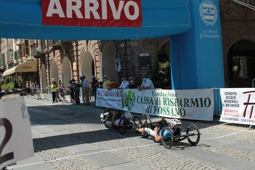 Handbike a Fossano