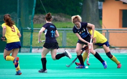 Hockey femminile A1: Lorenzoni Bra ok nella prima di campionato, 6-0 al Cus Pisa