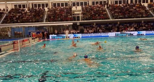 Pallanuoto: il Settebello fa due su due nel Quattro Nazioni di Cuneo, USA sconfitti 10-8!