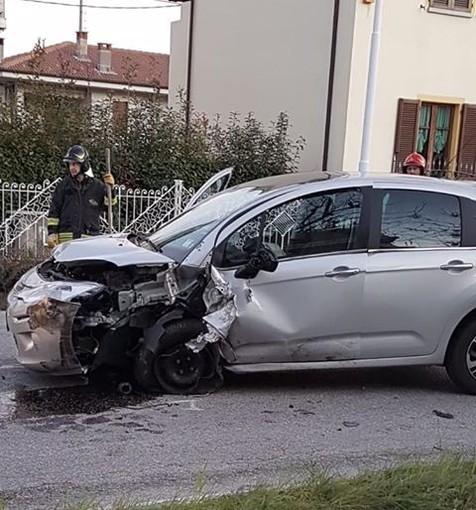 Incidente stradale sulla provinciale 116 a Verzuolo: un'auto coinvolta