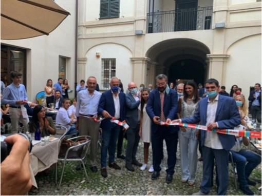 Inaugurato a Fossano nuovo punto E.ON, società leader nel settore delle energie rinnovabili