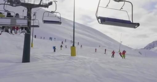 A Prato Nevoso tre gare di Slalom Speciale di Coppa del Mondo Paralimpica di Sci Alpino