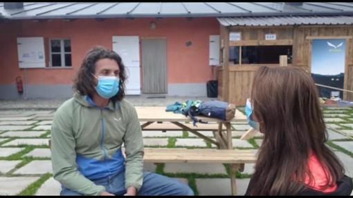"""I rifugi alpini ai tempi del Covid-19: """"Abbiamo rivisto completamente la gestione del Valasco"""" (VIDEO)"""