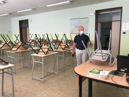 """A settembre l'Itis di Cuneo avrà 1009 studenti e 46 classi: """"Siamo pronti per il ritorno in aula. Stiamo rivoluzionando la scuola"""" (VIDEO)"""